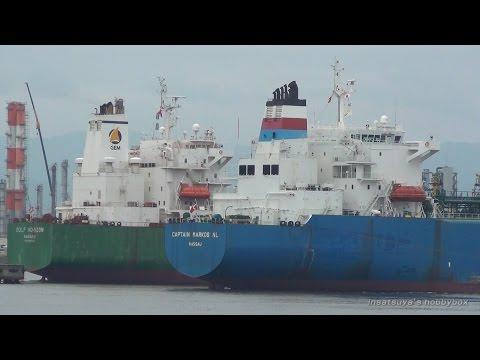 CAPTAIN MARKOS NL LPGタンカー LPG TANKER SHIP