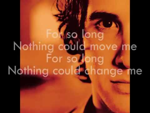 Josh Groban My Confession With Lyrics