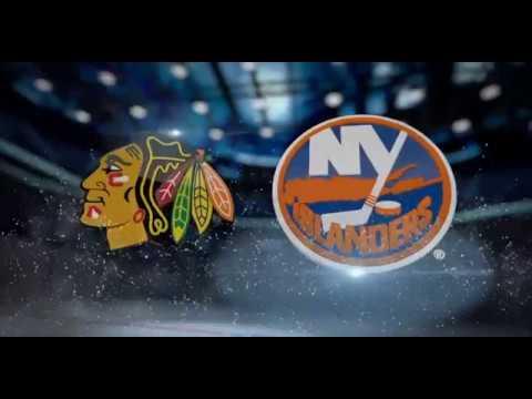 CHICAGO BLACKHAWKS vs NEW YORK ISLANDERS (Dec 15)