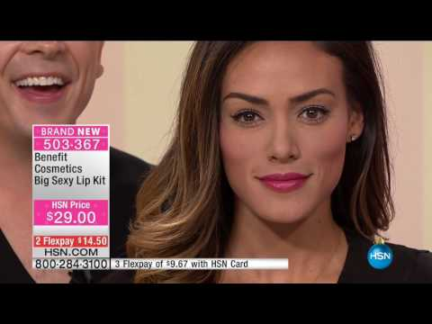 HSN | Benefit Cosmetics Holiday 10.25.2016 - 02 AM