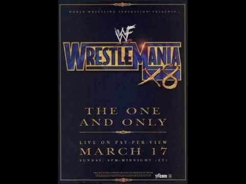 WWF WrestleMania X8 Theme Song: Tear Away