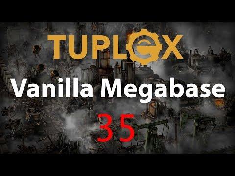 Factorio Vanilla Megabase #35 -  Accumulator Bank, Supply Train