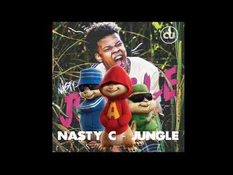 NASTY C - JUNGLE (Chipmunk Cover)