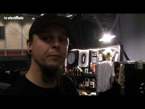 Gear Run: Michael Poulsen / Volbeat