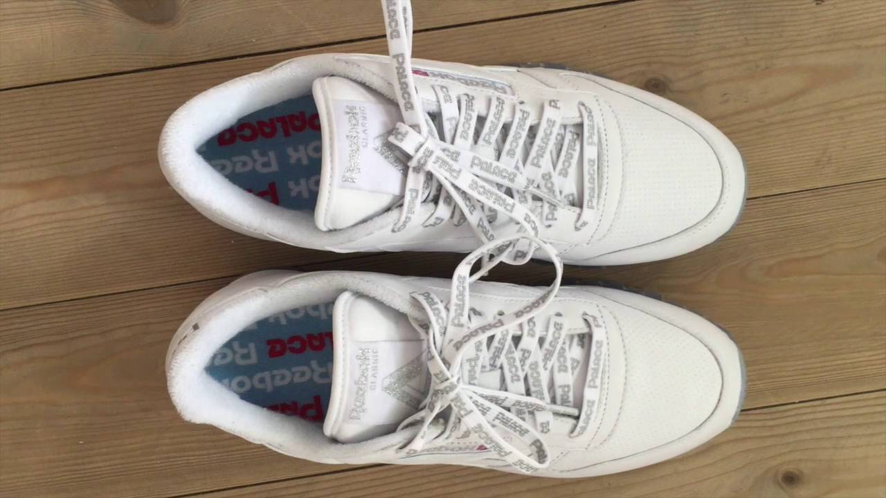 e57b14f5e41c0 Palace Skateboards   Reebok Collab SS16 Review   On foot Section!