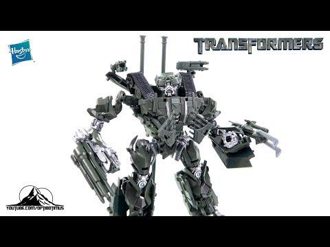 Optibotimus Reviews: Transformers Studio Series Voyager Class BRAWL