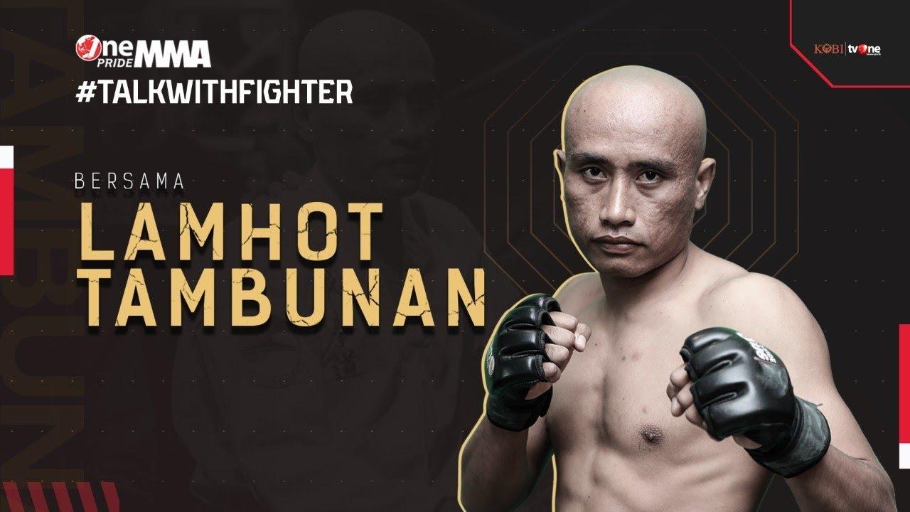Rebut Sabuk! 🥊Lamhot Tambunan Siap Jadi Raja Featherweight, Kalah Aep Saepudin || Talk With Fighter