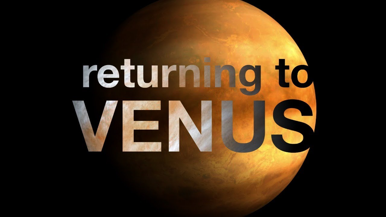 New missions to #Venus! with Erika Kohler and James O'Rourke