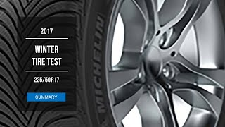 2017 Winter Tire Test Results | 225/50 R17