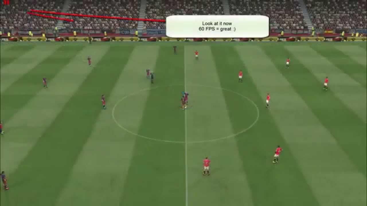 PES 2015/2016 AMD 7600M and Intel HD 4000 [Solved/Fixed] by Meir Gabay
