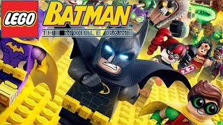 The LEGO Batman Movie Game For Kids Funny Kids Cartoon Animated