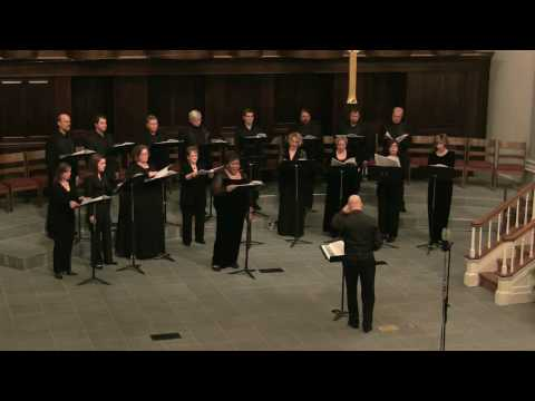Virginia Chorale - The Britten Project - Sweet Was the Song