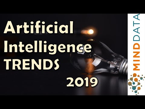 ↗️AI Artificial Intelligence Research Trend 2019 [Brian Ka Chan]