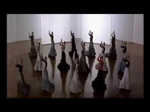 Carlos Saura Flamenco (1995) | dance scene