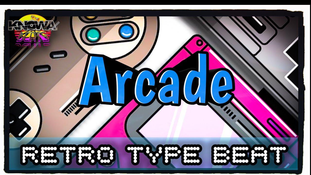 "[FREE] ""ARCADE"" Synthwave Type Beat 80s Disco Rap Beat Hip Hop Instrumental 2020"