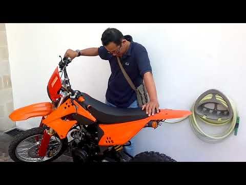 Modifikasi Motor Bebek Menjadi Special Trail 3