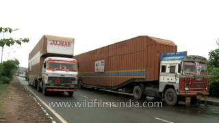 Maruti container trucks for ferrying cars