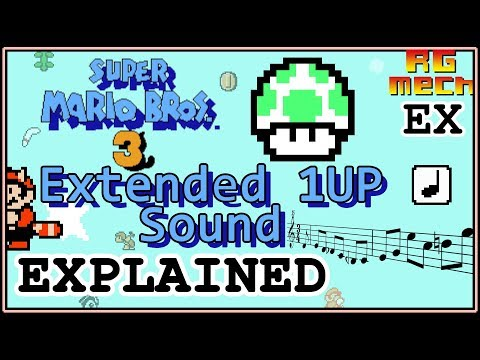 Super Mario Bros. 3 - Extended 1up Sound