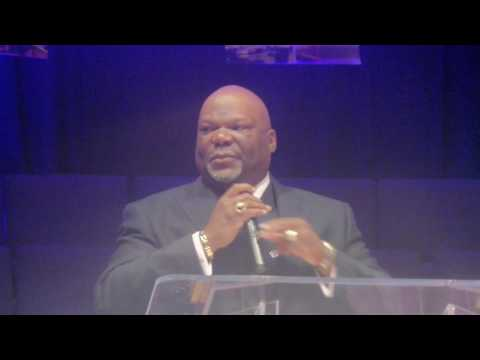 """Bishop Kevin Willis"""" I Know The Lord Will Make A Way"""""""