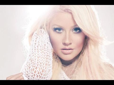 Christina Aguilera in Black Dress   Idol Gossip Videos   Hollywood Rocks   Christina Aguilera Songs