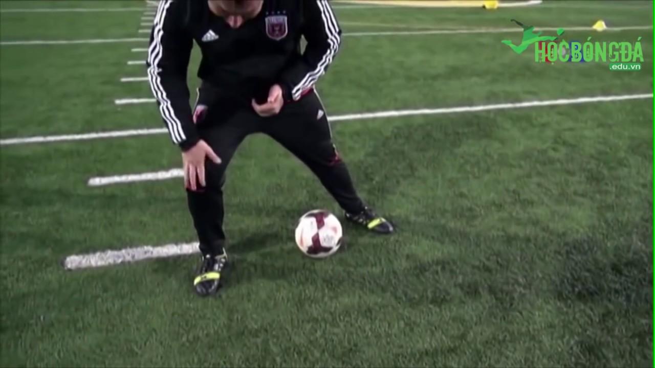 Dạy đá bóng   Dạy các kỹ năng chơi bóng đá cơ bản [ HADT – FC ]