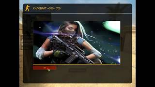 Готовый Сервер Counter-Strike CSS v34  2018 Килобайт  +700 -700