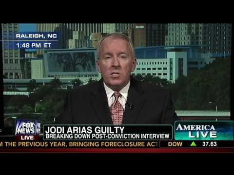 Jodi Arias Interview analysis by Deception Detection Expert Phil Houston