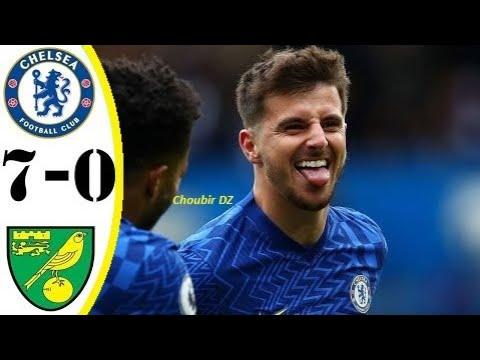 Chelsea vs. Norwich City - Football Match Report - October 23, 2021 ...