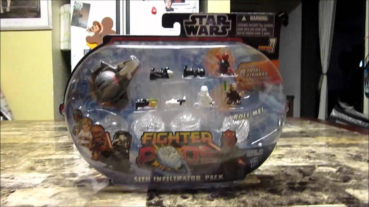 Star Wars Fighter Pods Haul 4