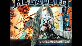 Megadeth - Blessed Are The Dead