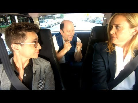 Samantha Bee vs. Masha Gessen vs. Comedians In Cars with Dissidents Getting Coffee