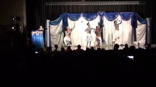 Natraj Nithiyas - Ghoor Ghoor Ke/Lean On