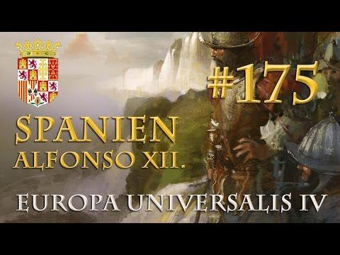 Let's Play Europa Universalis 4 – Spanien #175: Optionen (Alfonso XII./Hausregeln)