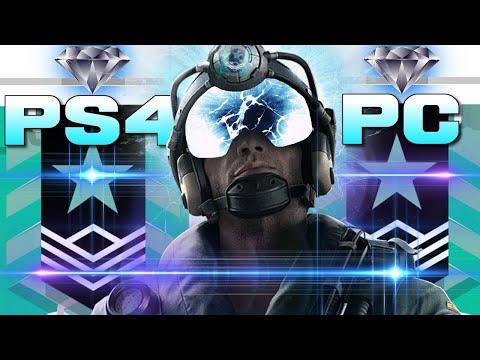 PS4 Console Diamond Becomes a PC Diamond - Rainbow Six Siege