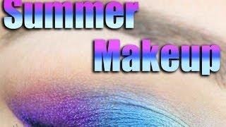 Nstyle - ☀ Летний макияж ☀ / Summer makeup ☀(ПОДПИСЫВАЙСЯ НА НОВЫЕ ВИДЕО - https://www.youtube.com/user/Natalie777l Всем привет. В летний период мы должны быть яркими и..., 2014-06-22T07:59:37.000Z)