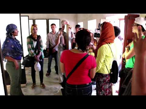 38 WHC Youth Forum Doha 2014 | Trip to Al Zubara Fort