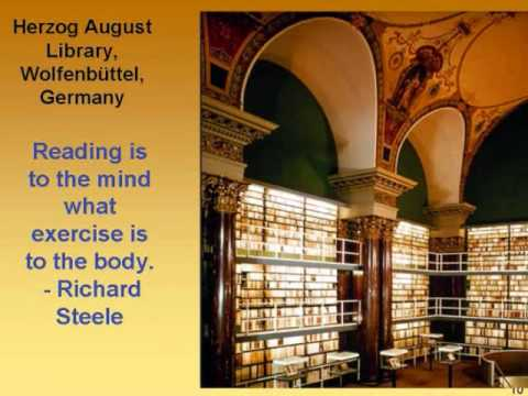 Amazing Libraries Of The World