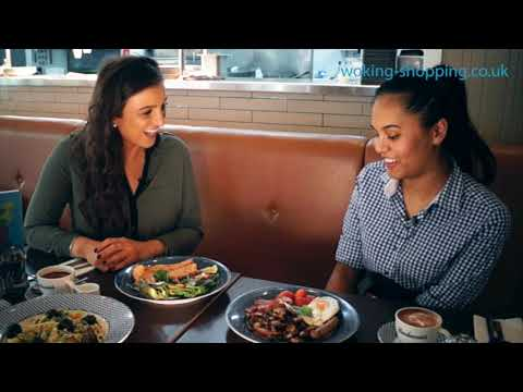 #WokingTV: Mother's Day Brunch At Carluccio's Woking