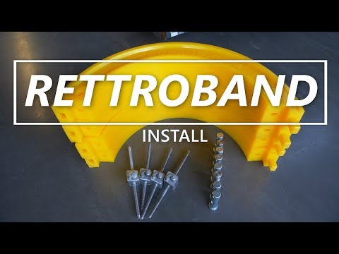 How to install Rettroband