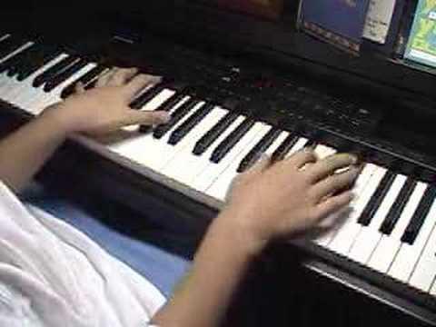 im a flirt piano online