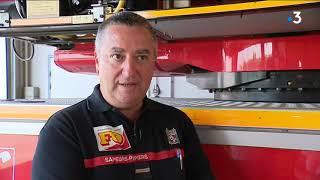 100% des pompiers professionnels de Montbéliard sont en grève