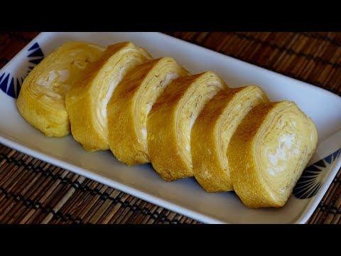 Tamagoyaki Recipe - Japanese Cooking 101