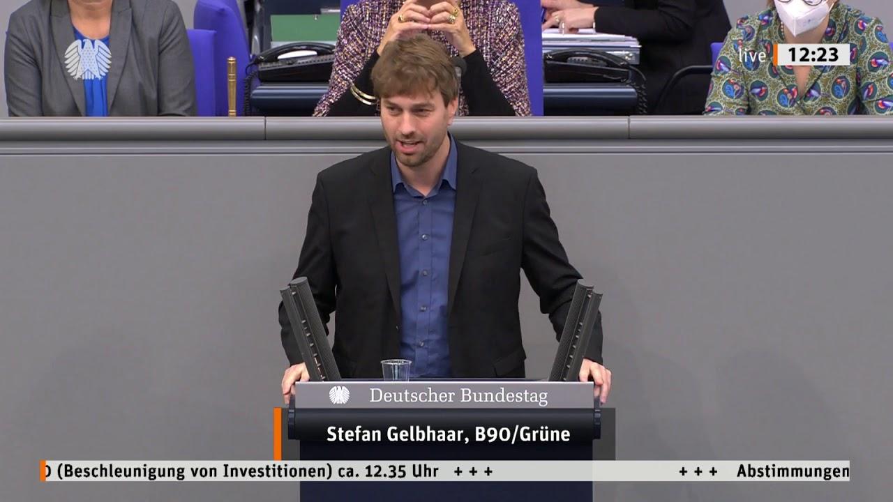 GroKo verkennt die Realität - Stefan Gelbhaar zur Beschleunigung von Verkehrsinvestitionen