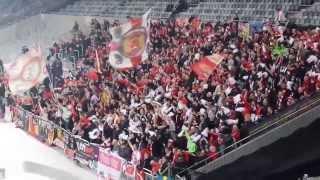 Der 1.FC Union Berlin in Schweden
