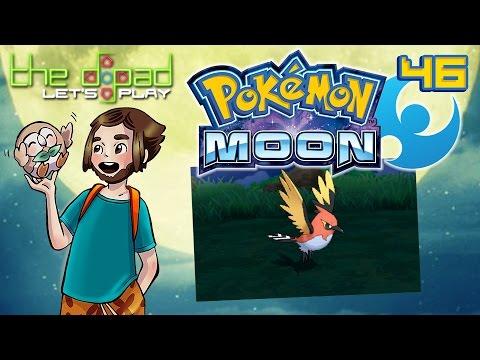 """A Power Chord In Bird Form"" - PART 46 - Pokémon Moon [Nuzlocke]"