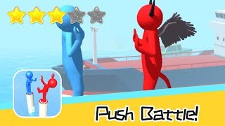 Push Battle ! - cool game Walkthrough Ranked the Top Recommend index three stars Vertical