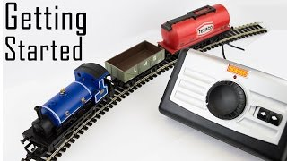 Getting Started with Train Sets & Model Railways