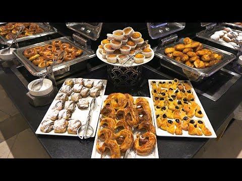 Aska Lara Resort & Spa In Antalya - Breakfast Buffet & Hotel Tour