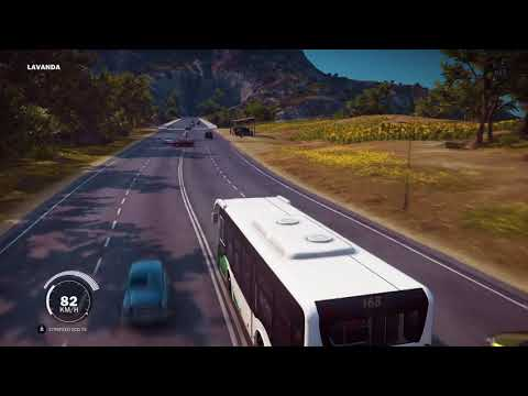 Just Cause 3 Incrible reacción !