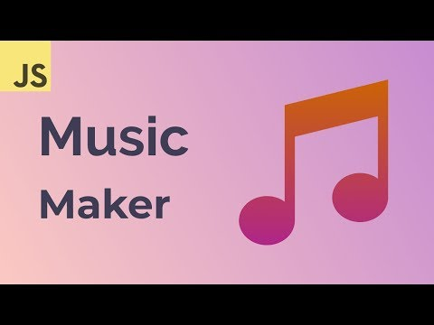 Build A Music App With Javascript Tutorial thumbnail